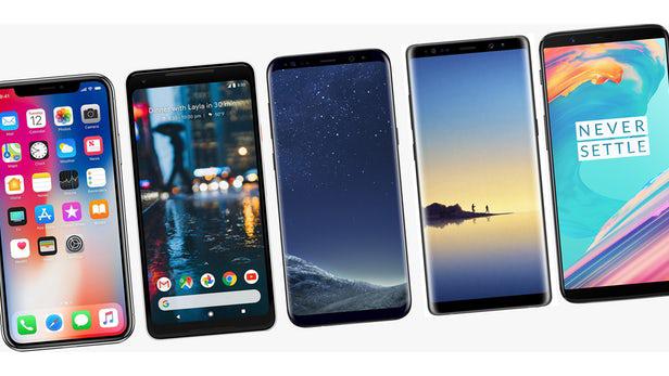 De 5 beste mobieltjes op een rij