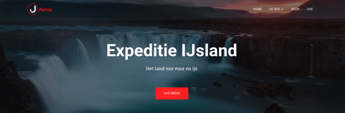 Officiele Expeditie IJsland site Greijdanus Zwolle