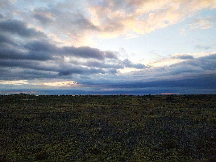 Landschap foto van IJsland natuur