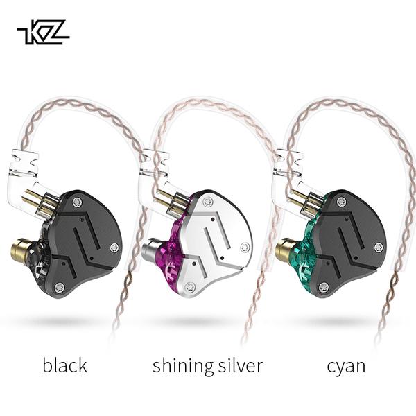 KZ ZSN oordoppen verschillende kleuren