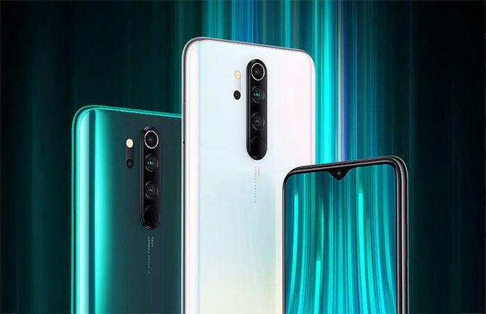 Xiaomi redmi note 8 pro telefoon/smartphone