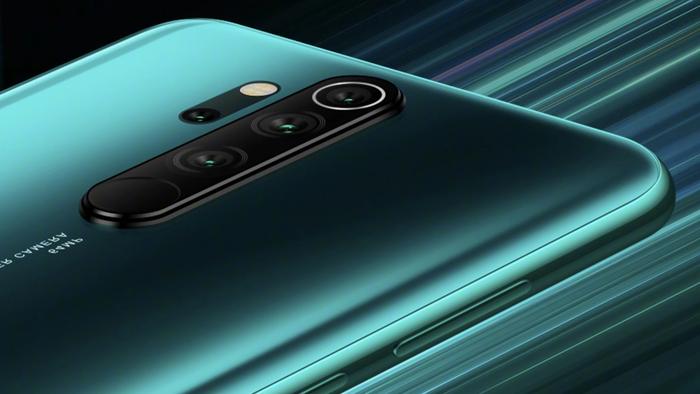 Xiaomi redmi note 8 pro telefoon/smartphone camera